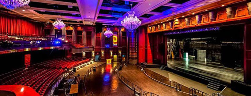The Fillmore Miami Beach at Jackie Gleason Theater